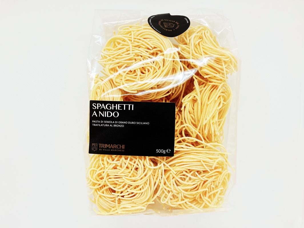 Spaghetti a Nido