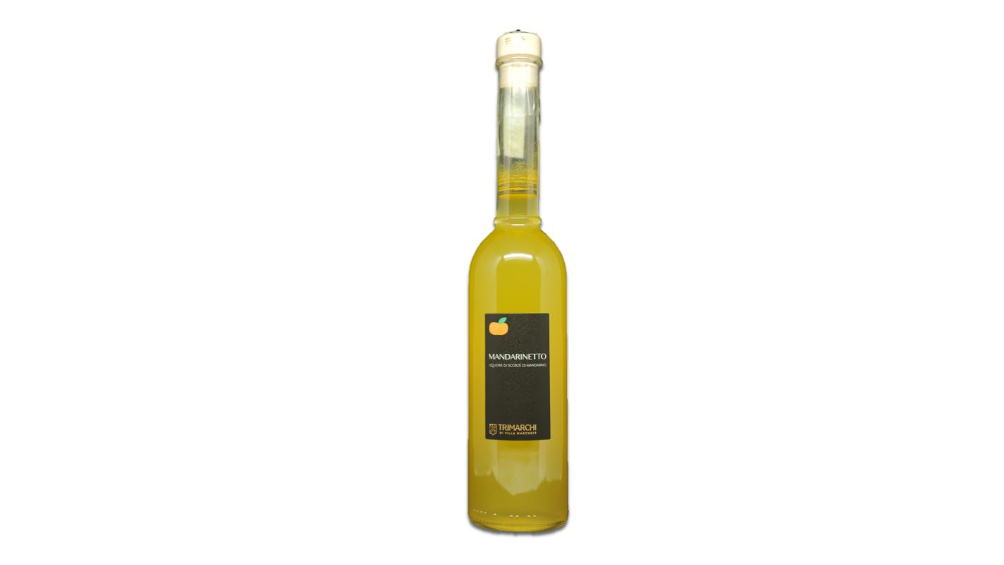 Mandarinetto - Liquore di Scorze di Mandarino